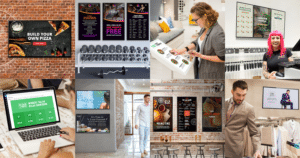 5 Clever Ways to Strengthen Your Marketing and Communications with Digital Signage