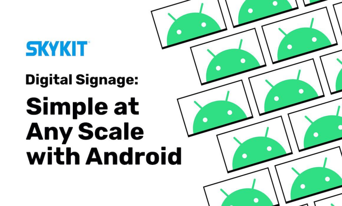 keeping digital signage simple
