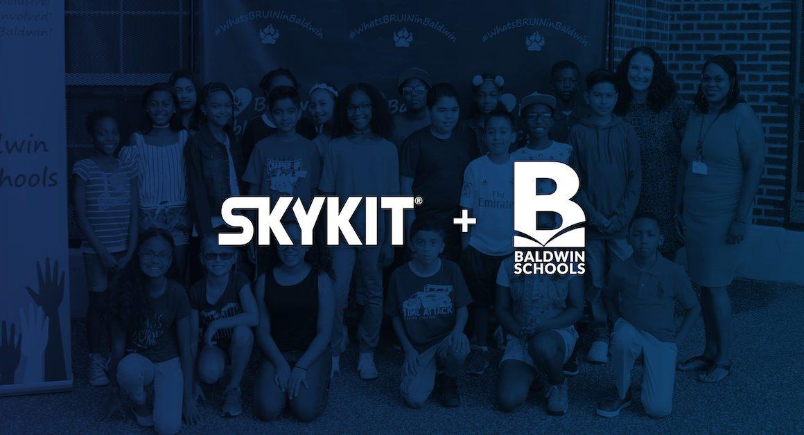 skykit and baldwin schools