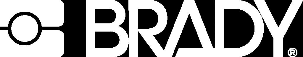 Brady Corporation Enhances Communications with Skykit Digital Signage: Brady Corporation Logo White