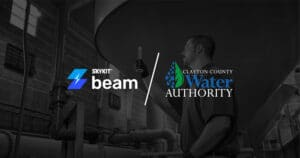 Skykit Beam Digital Signage Case Study Clayton Water Authority