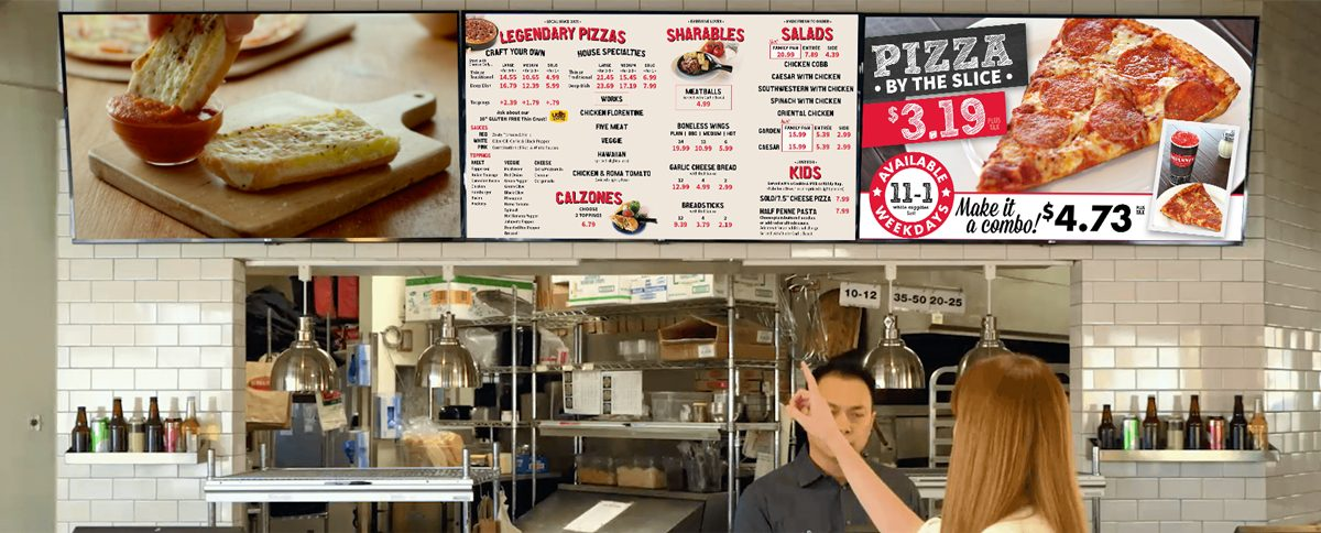 davannis Restaurants digital ad