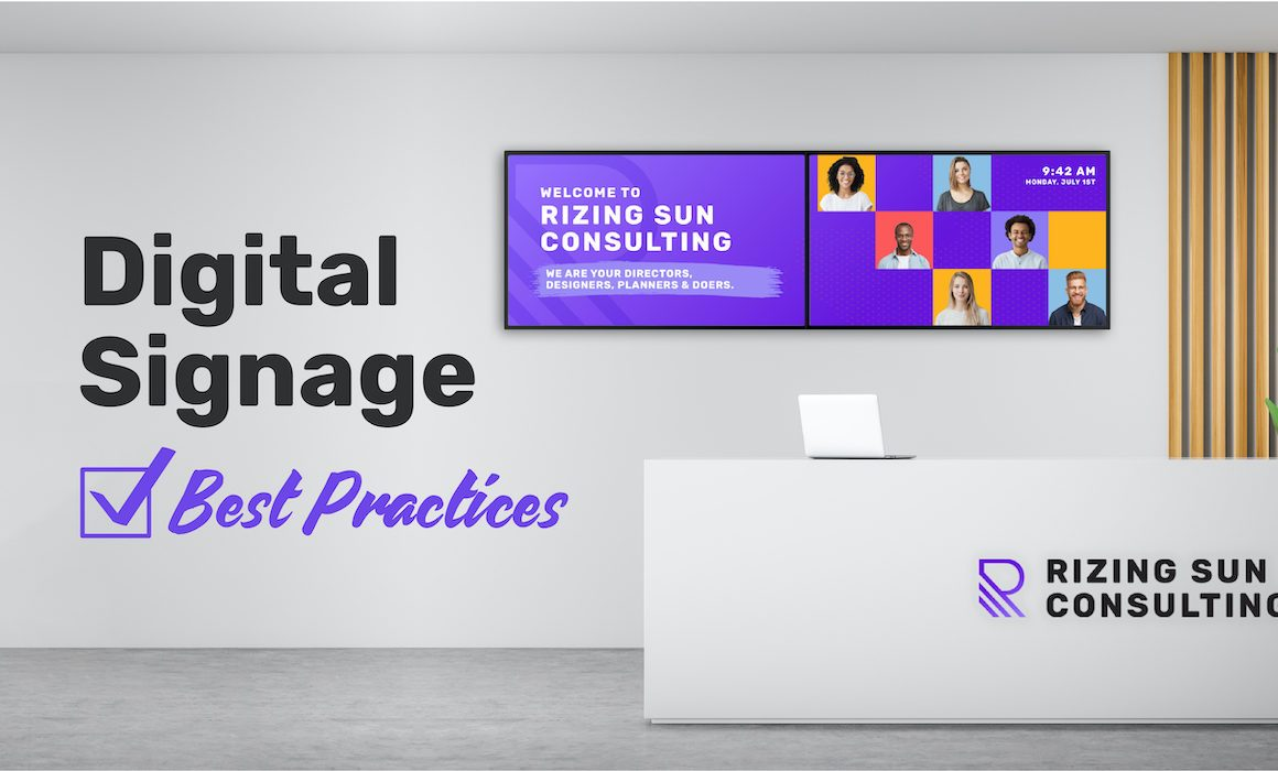 Digital Signage Best Practices & Team Readiness Guide for Med-Lar & At Scale Networks