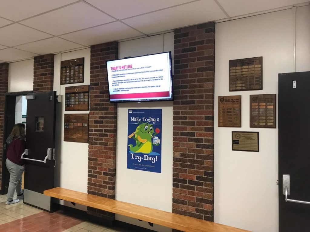 Skykit Beam Digital Signage Content Management Solution Case Study - East Butler Public Schools