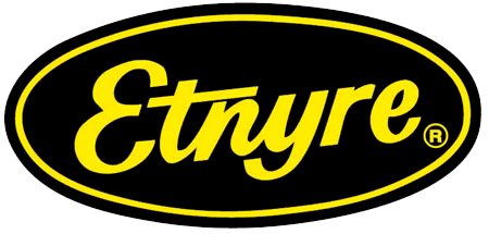Digital Signage for Manufacturing: Etnyre Logo