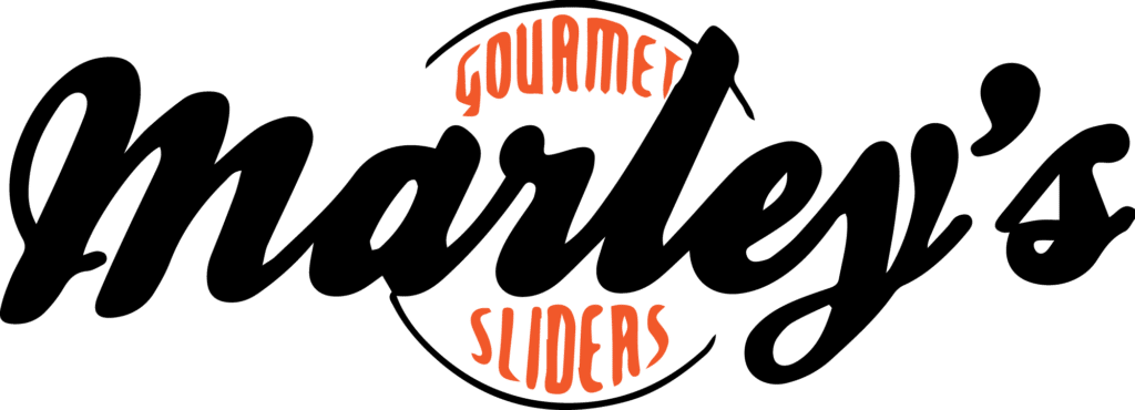 Food Services and Menu Boards: Marleys Sliders Logo