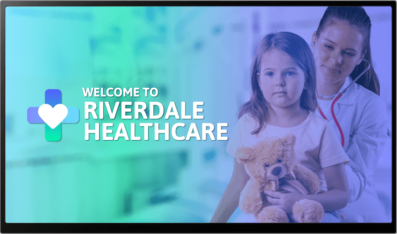 Healthcare: SK Healthcare Riverdale Display 1