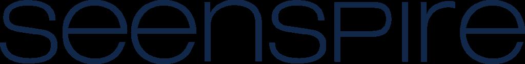 Social Media Feeds: Seenspire Logo BLUE