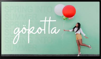 Retail: Skykit Digital Signage Retail Display 4
