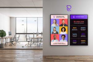 digital signage business Employee Engagement