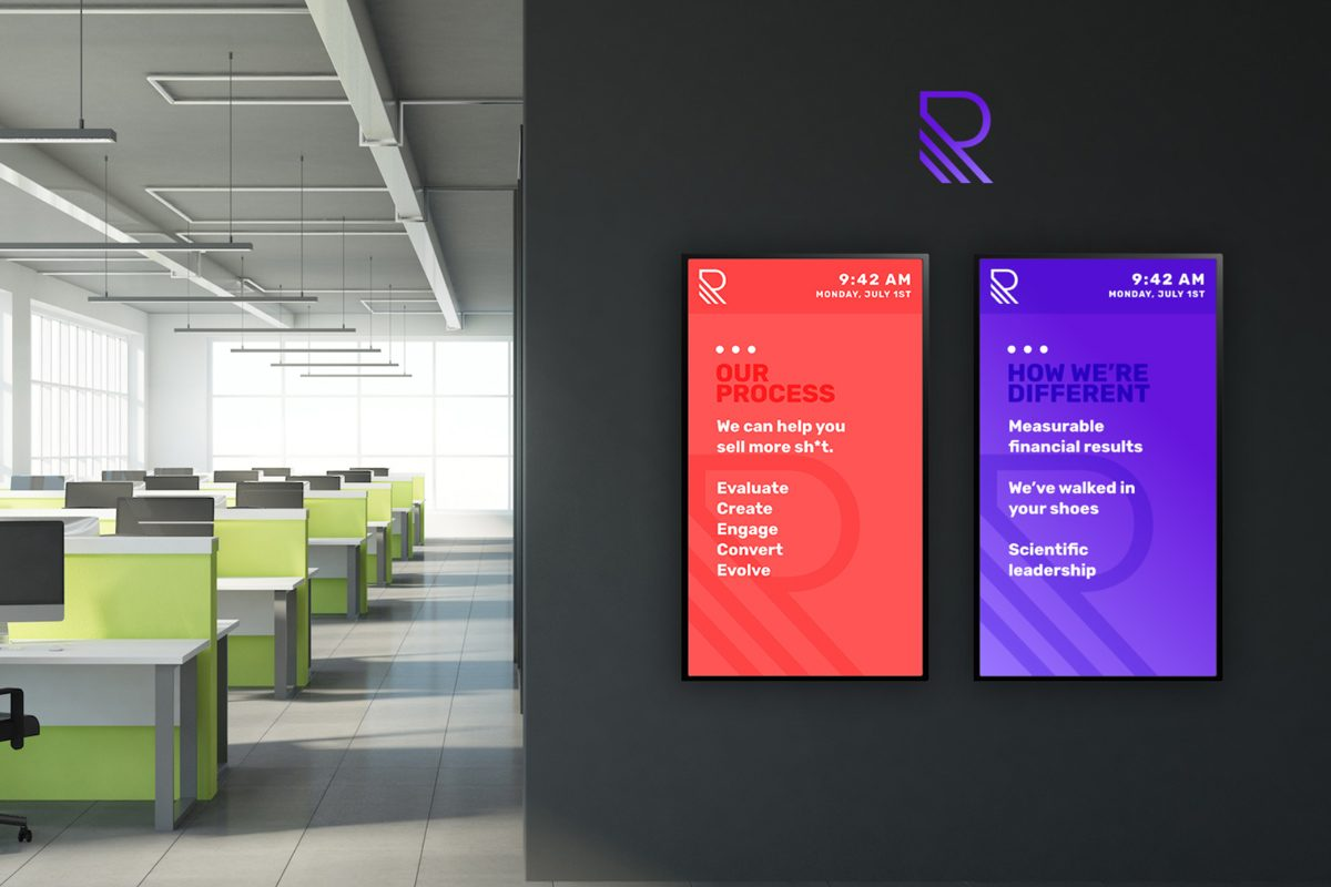 Digital Signage Industries: Skykit Featured Industry Corporate Comms