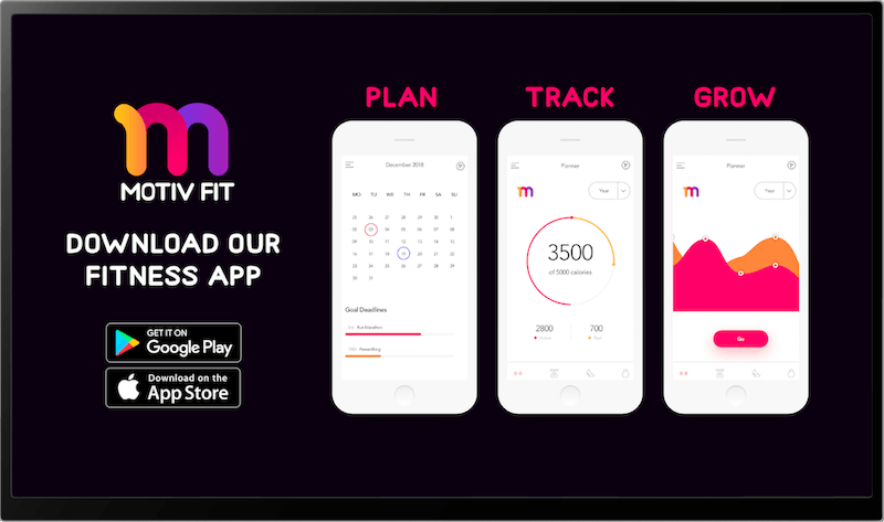 motiv fit tracking by Skykit