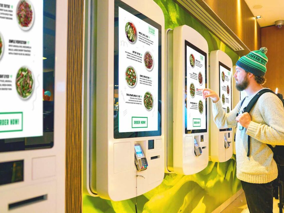Self-Service Kiosks: Will They Stay or Will They Go?