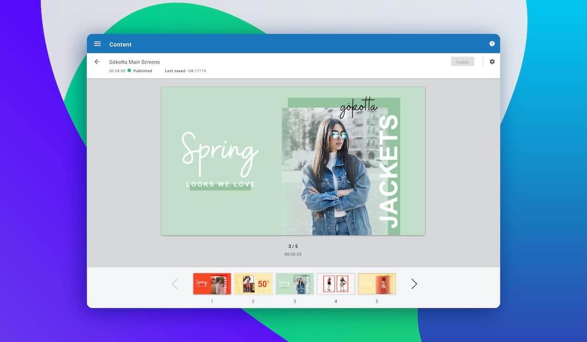 Skykit Digital Signage CMS Basics