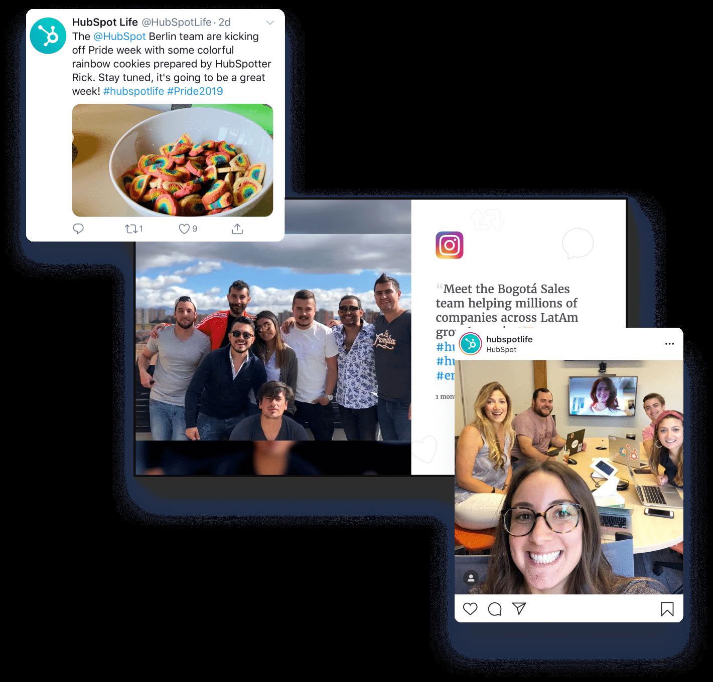 Social Media Feeds: Skykit Digital Signage Social Media Feeds Seenspire 3