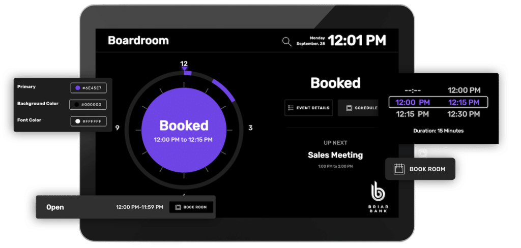 Skykit Turf Hoteling, Space Booking and Meeting Room Solution for Finance and Banks