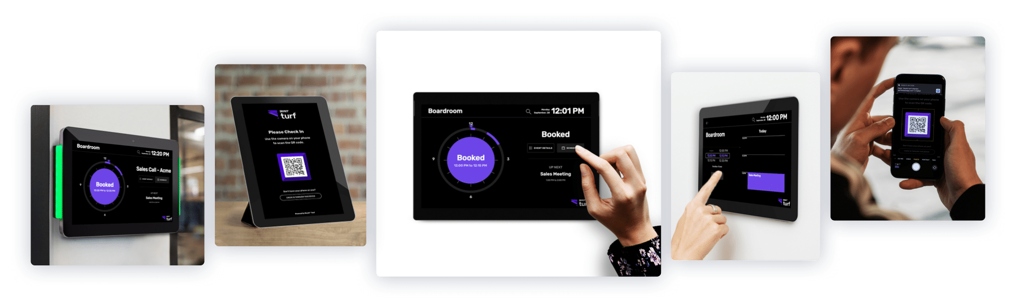 Skykit Turf - Space reservation software and employee and visitor management systems