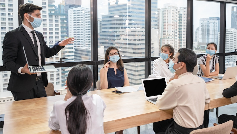 Workplace Experience Solutions to Help Your Team Retake the Office: Skykit Workplace Solutions 4