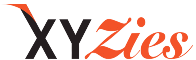 Digital Signage for Retail: XYZies Logo